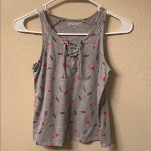 Tank top for girls